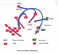 Map of battle of Malajnica and Štubik.jpg