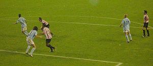 Athletic v Celta Vigo,2005