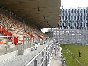 Stade Marcel Saupin - Image: Marcel saupin 2