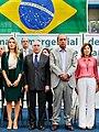 Marcela Temer participa de evento no Rio de Janeiro em 13 de novembro de 2017.jpg