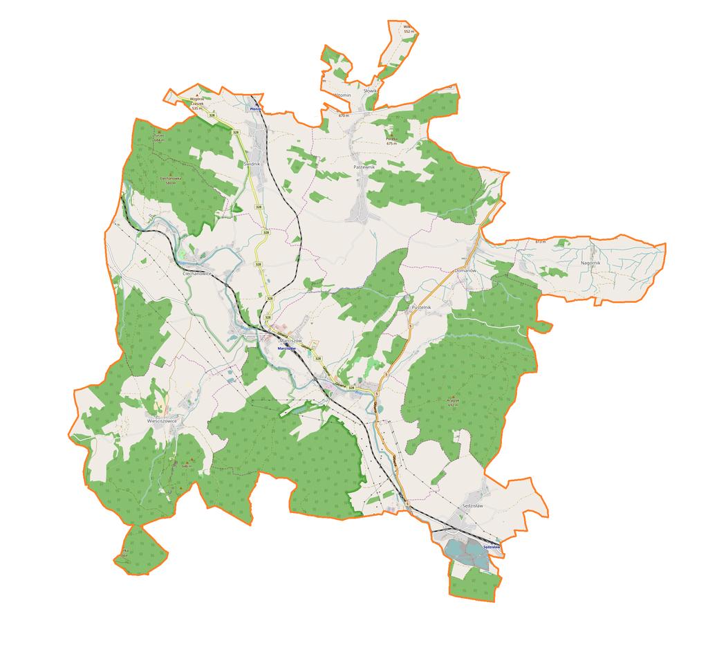 Gmina Marciszów