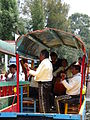 Mariachis in a trajinera.JPG