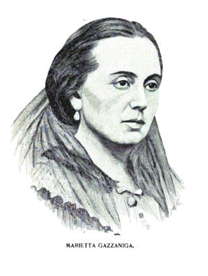 Luisa Miller - Marietta Gazzaniga, the original Luisa