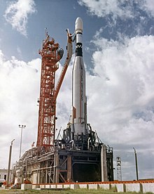 Mariner 3 on the launchpad.jpg