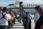 Marines, Sailors and members of other government agencies offload supplies at Naval Air Station Key West, Fla. (36392806523).jpg