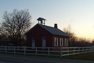 Marion Township, Hancock County, Ohio - Former Schoolhouse No. 3