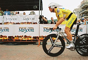 Mark Cavendish, 2008 Tour of Missouri TT.jpg