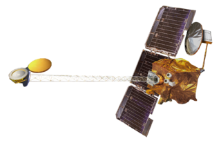 <i>2001 Mars Odyssey</i> 2001 NASA orbiter studying the geology and hydrology of Mars