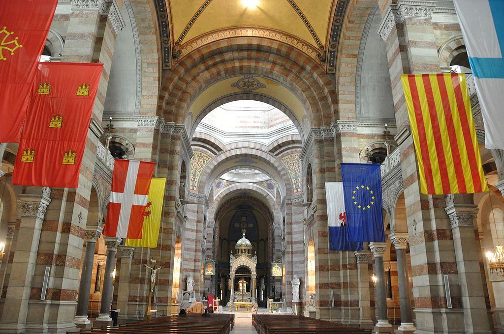 Marseille - Cathédrale La Major Interieur.jpg