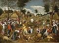 Marten van Cleve - Village feast.jpg