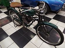 Motorized bicycle - Wikipedia