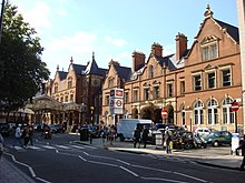 Marylebone station - Wikipedia, the free encyclopedia