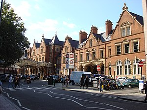 Great Central Railway - Marylebone station frontage