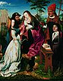 Master of Frankfurt - Madonna and Child with Saints and a Donor.jpg
