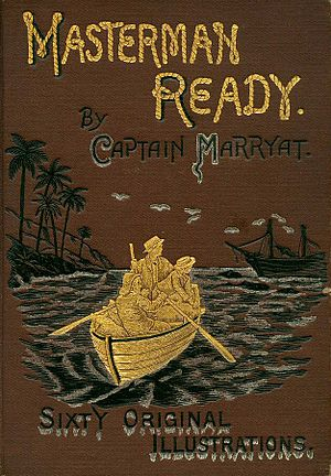 Masterman Ready, or the Wreck of the Pacific - 1886 illustrated edition