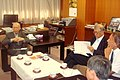 Masuo Aizawa and Tasuku Honjo 20100826.jpg