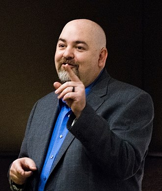 Matt Dillahunty - Matt Dillahunty, speaking at the University of Missouri in 2014