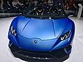 Matte Blue Lamborghini Huracan Performante Spyder (Ank Kumar) 06.jpg