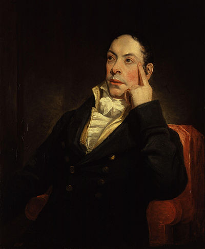 Matthew Gregory Lewis, by Henry William Pickersgill, 1809 Matthew Gregory Lewis by Henry William Pickersgill.jpg