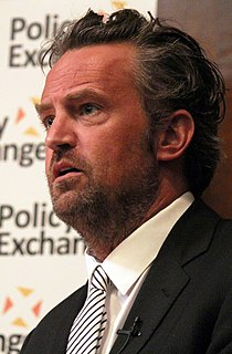 Matthew Perry Canadian-American actor, comedian, producer, and writer