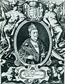 Matthias II in full coronation dress.jpg