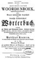 Matthias Kramer Het Nieuw Woordenboek 1759 p2.png