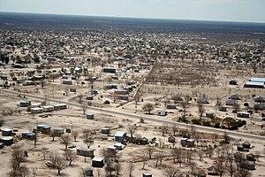 North-West District (Botswana) - Maun