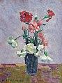 Maurice Asselin, 1908 - Bouquet d'oeillets.jpg