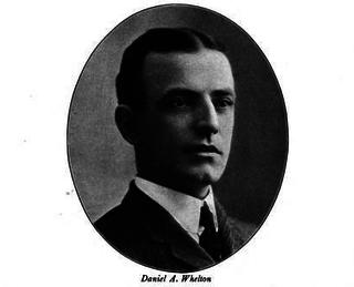 Daniel A. Whelton American politician