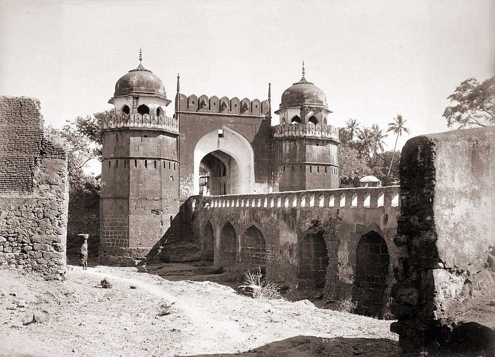 Mecca gate aurangabad
