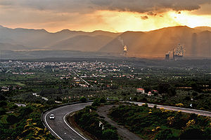 Megalopolis, Greece - Image: Megalopoli