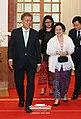 Megawati Sukarnoputri visit to Cheongwadae 2017 (5).jpg