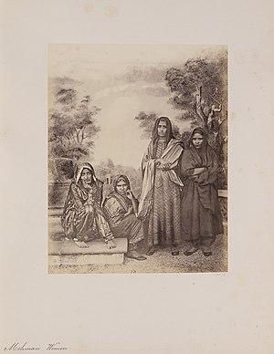 Memon people - Image: Mehman Women (9727859254)
