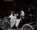 Melanie Klein, her daughter Melitta Schmideberg-Klein, and Wellcome L0029101.jpg