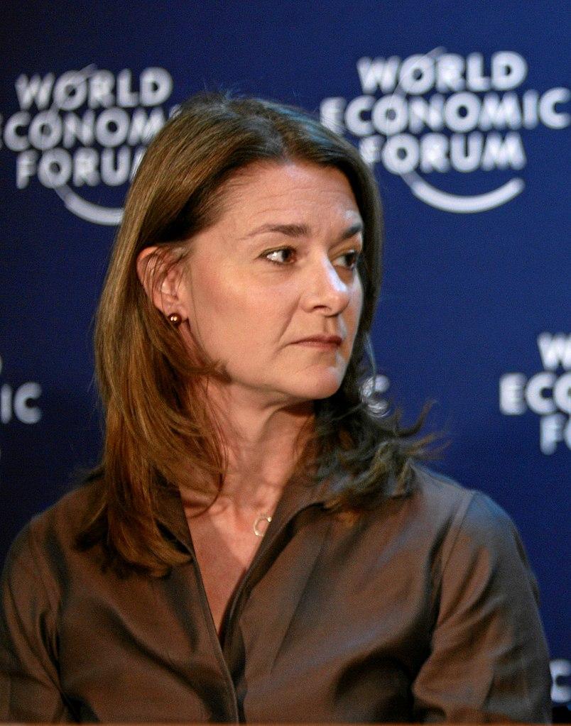 Melinda Gates at World Economic Forum