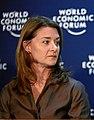 Melinda Gates, Davos 2009.jpg