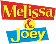Description de l'image  Melissa & Joey logo.png.
