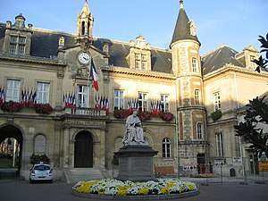 Melun - Town hall