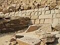 Menkaura mortuary joins pyramid 1.jpg