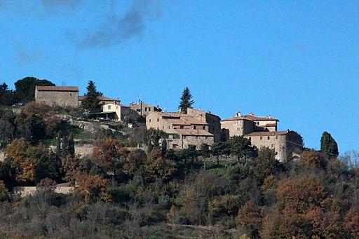 Mensano, frazione di Casole d'Elsa