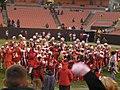 Mentor Cardinals at Cleveland Browns Stadium (6957802055).jpg