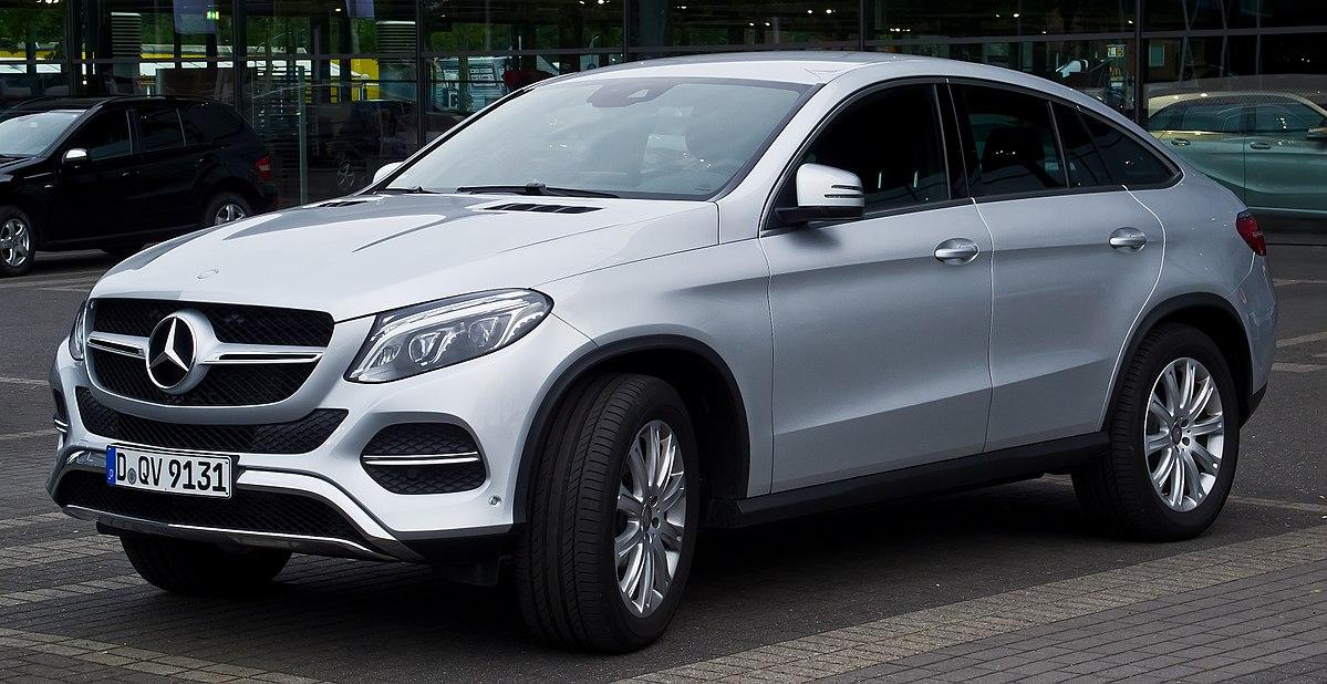 Mercedes Benz Gle Coupe Вікіпедія