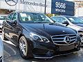 Mercedes Benz E 400 Avantgarde 2014 (14199908367).jpg