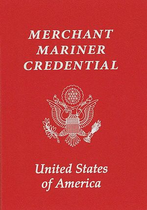 Merchant Mariner Credential - Merchant Mariner Credential