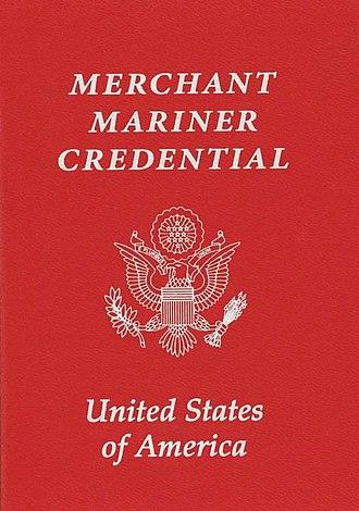 Merchant Mariner Credential - Merchant Mariner Credential