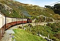 Merddyn Emrys with train.jpg