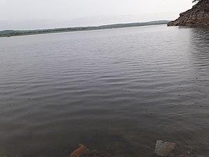 Shamlaji - Meswo reservoir