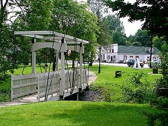Metcalfe, Ontario - Image: Metcalfe ON