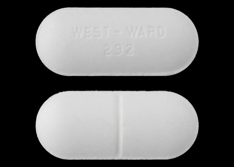 File:Methocarbamol 750 MG Oral Tablet.jpg