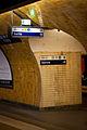 Metro Paris - Ligne 6 - station Etoile 01b.jpg